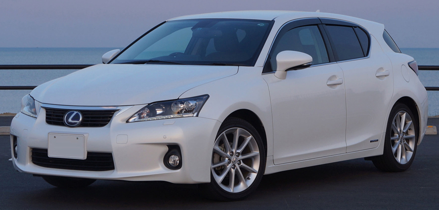 Lexus Ct 200h Auto Glass Best Service Reliable Auto Glass